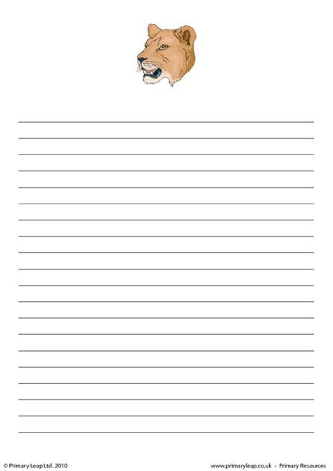 polar writing paper writing paper 4 primaryleap co uk