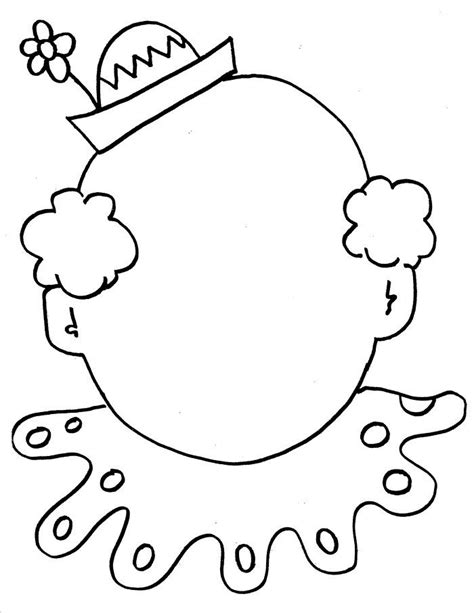 joker face coloring pages 17 best images about under the big top on pinterest fun