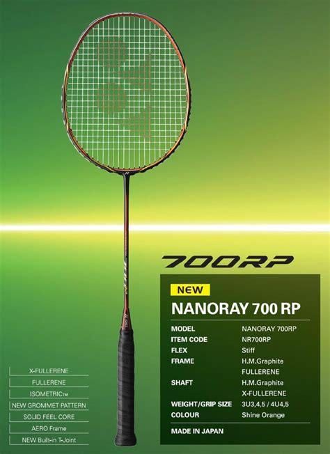 Raket Yonex Nanoray 700 Rp yonex nanoray 700rp