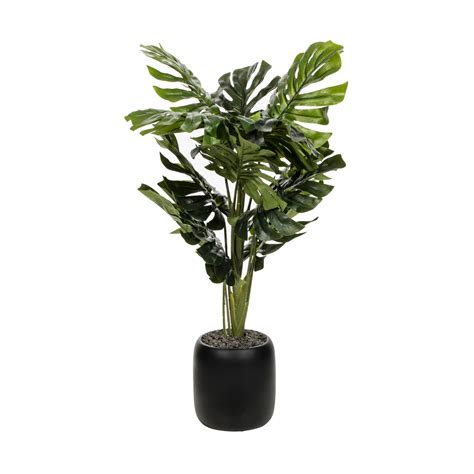 kmart artificial tree monsteria artificial plant kmart