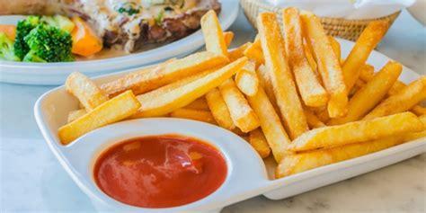 cara membuat kentang goreng dari kentang biasa kuliner cara membuat kentang goreng rendah lemak vemale com