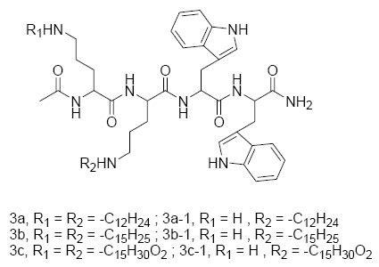 cadenas insaturadas y saturadas s 237 ntesis y actividad biol 243 gica de nuevos compuestos gemini