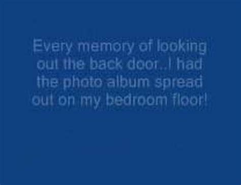 nickelback  photograph with lyrics youtube