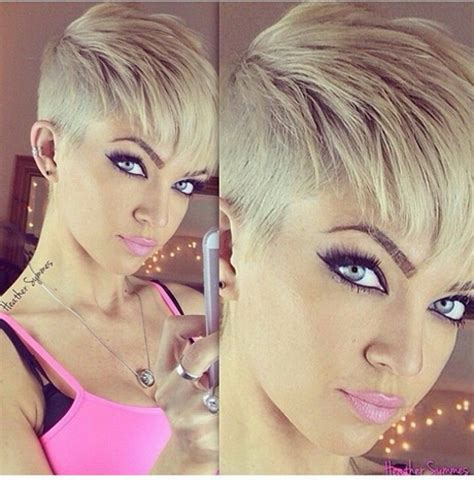 women hairstyles 2015 shorter or sides and longer in back latest short hairstyles for women 2015