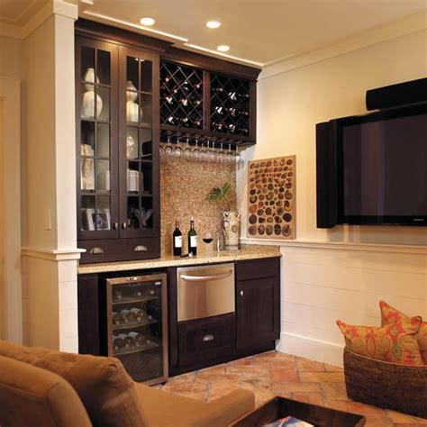 The Entertainer S Guide To Designing The Perfect Wet Bar Wine Storage Kitchen Cabinet