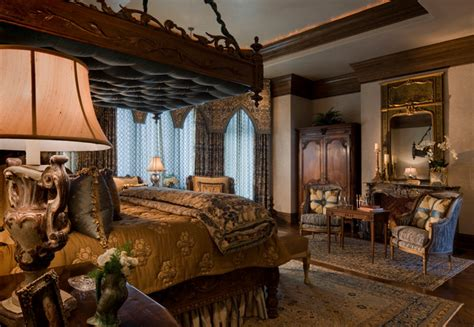 blue ridge bedrooms gothic castle in the blue ridge mountains traditional