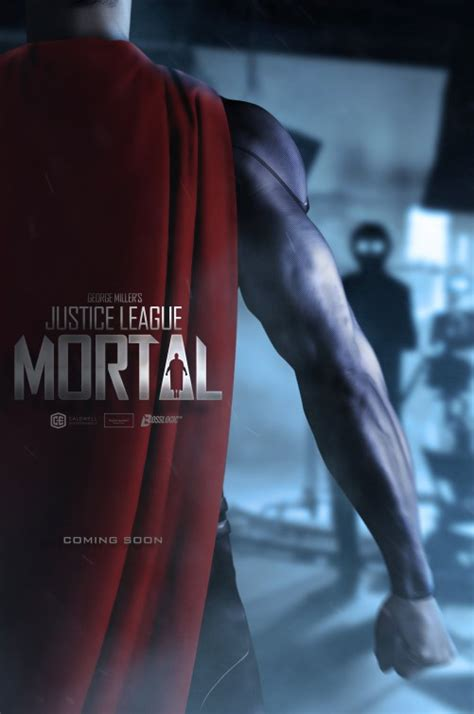 Justice League Mortal | new movie posters krus legend justice league