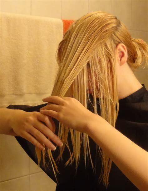 Stufenschnitt Lange Haare by Sich Selbst Stufen Schneiden Schritt F 252 R Schritt