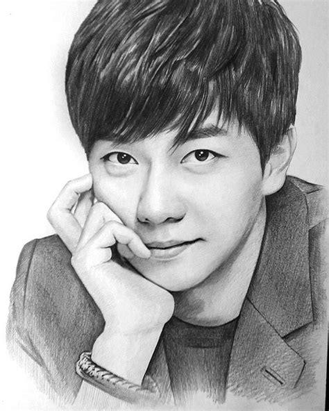 lee seung gi home lee seung gi pencil sketch 7 everything lee seung gi