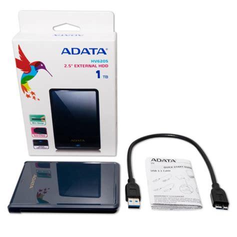 Harddisk External Adata 1tb adata hv620s 1tb usb 3 0 slim external drive