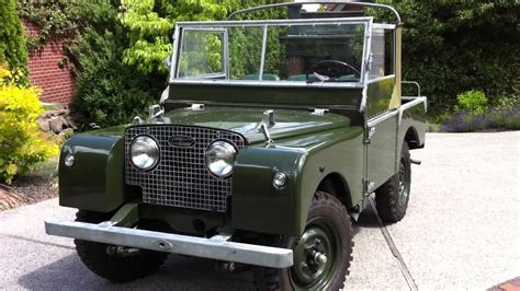 80s land rover land rover 80 quot youtube