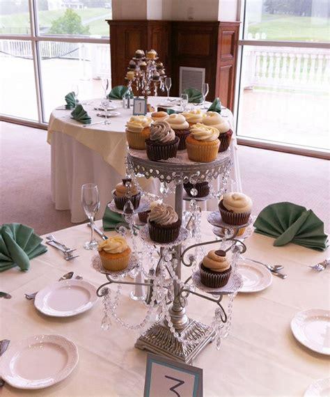 cupcake centerpiece flowers pinterest cupcake