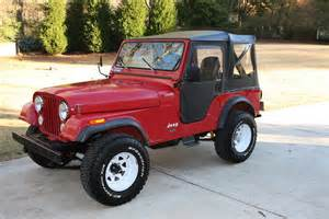 1974 Jeep Cj7 1974 Jeep Cj5 For Sale Image 135