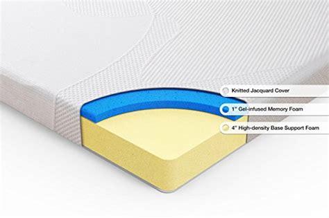 replacement mattress for sofa sleeper sleep master cool gel memory foam 5 inch sleeper sofa