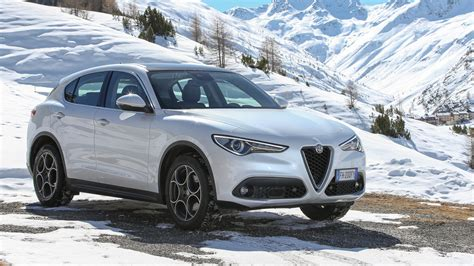 Alfa Romeo Engines by Alfa Romeo Stelvio Gets New Base Engines In Some Markets