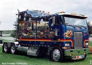 17 images about semi truck custom big rig large sleeper