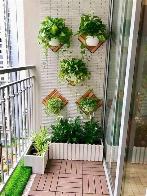 small apartment balcony garden design ideas small