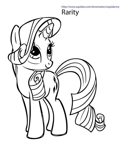 Rarity Coloring Page Az Coloring Pages Rarity Equestria Coloring Pages Printable