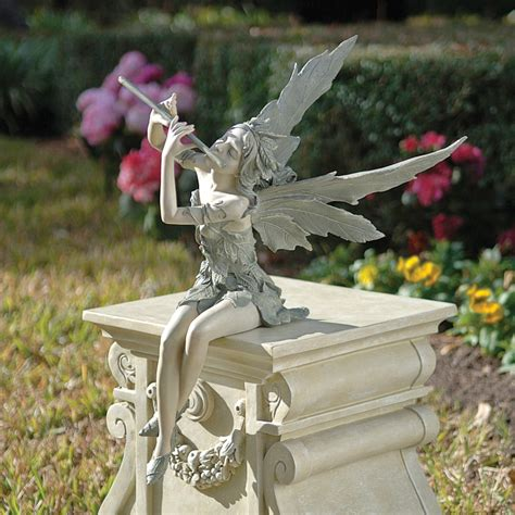 Outdoor Fairy Garden Statues For Your Fairy Garden Flower Garden Statues