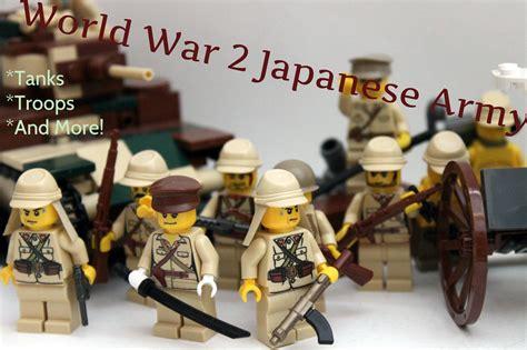 Mini Wolrd Wap Etnos Wacth lego world war 2 imperial japanese army