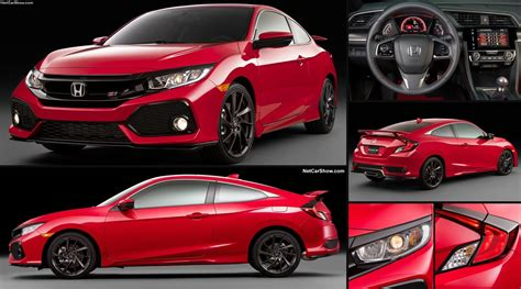 honda civic 2016 si honda civic si concept 2016 pictures information specs