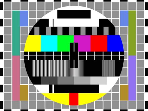 colors test do you really what the tv color bars