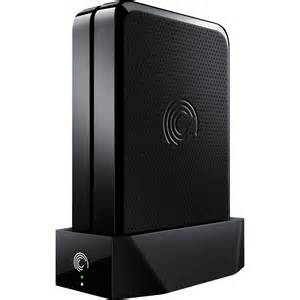 seagate freeagent goflex home network storage system