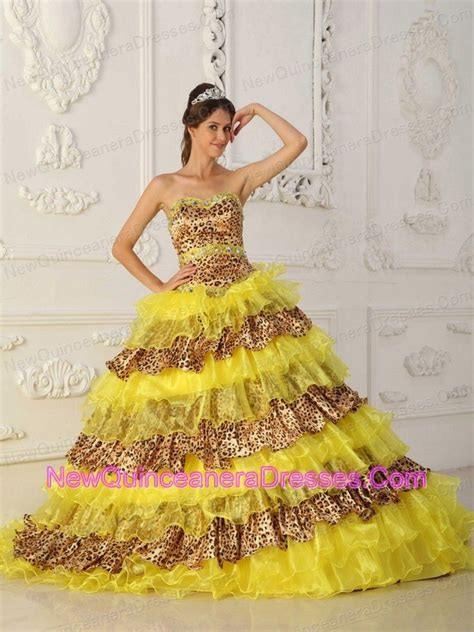 quinceanera themes yellow yellow and pink quinceanera dresses dress fric ideas