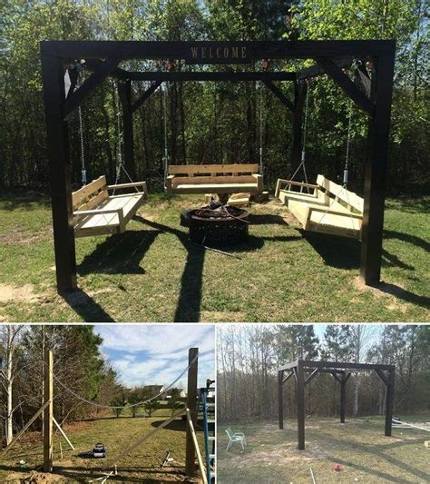 porch swing pit 25 best ideas about pit swings on