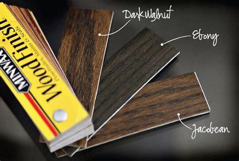 Minwax Ebony Stain 103930 Floor Stain Mix Of Minwax Ebo