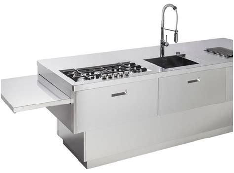 blocco cucina acciaio stunning blocco cucina acciaio pictures orna info orna
