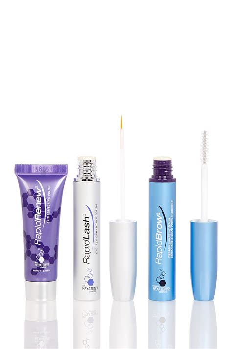 Eyelash Serum By Ertos Skincare rapidlash lash and brow enhancing serum skin 3 set fashion up