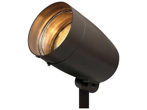 Line Voltage Landscape Lighting Hinkley Lighting Line Voltage Bronze Outdoor Landscape Spot Light Hy55000bz