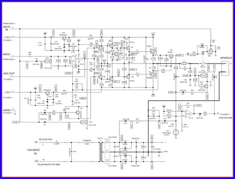 transistor 5000w audio lifier circuit diagram wiring diagram