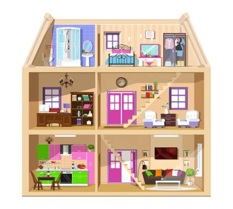 inside a doll house about greenleaf dollhouse kits cool doll houses
