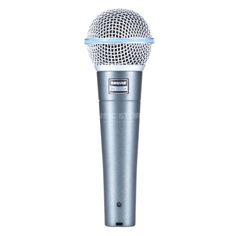 Mic Sure Beta58a shure beta 58 a dynamic microphone