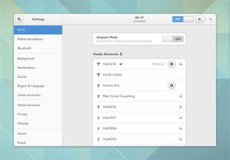 design app ubuntu gnome settings to get a major design overhaul omg ubuntu