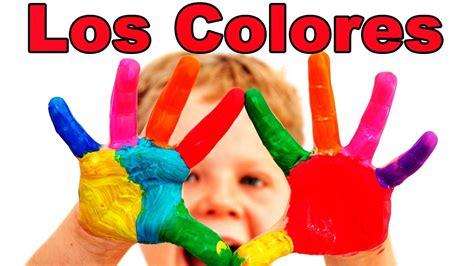 imagenes educativas los colores los colores en espa 241 ol videos educativos para ni 241 os