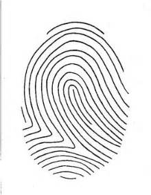 fingerprint poetry writing template grades 4 12 unique