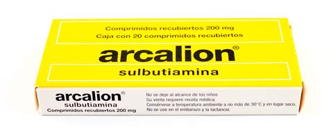 Vitamin Arcalion Arcalion 200 Mg With 20 Tablets Nootropics Mexico