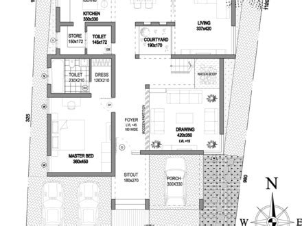 single story house plans with courtyard courtyard with pool house house with center courtyard floor plans for modern floor