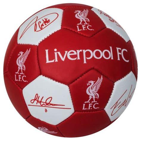 Liverpool Signature 10 mini bal 243 n liverpool nuskin signature football