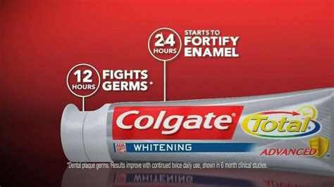 colgate total advanced tv commercial con karla mart 237 nez colgate total advanced tv commercial improving your