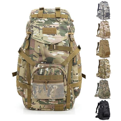 tactical harness 60l acu tactical range bag sacheted molle tactical gear tactical backpack