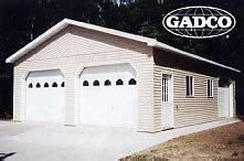 Gadco Garage Door Garage Doors In Michigan By Buildings And Supplies Llc