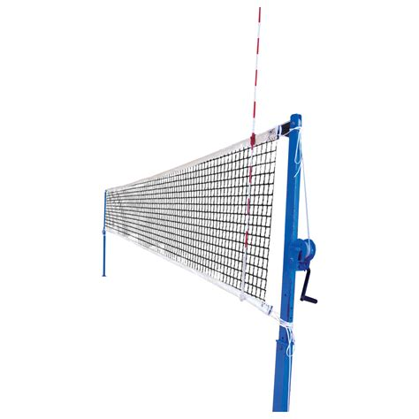 hart pro volleyball net volleyball nets amp posts hart sport
