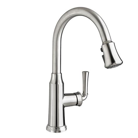 Stainless Steel Kitchen Faucet With Pull Spray by Glacier Bay Market Single Handle Pull Sprayer Kitchen