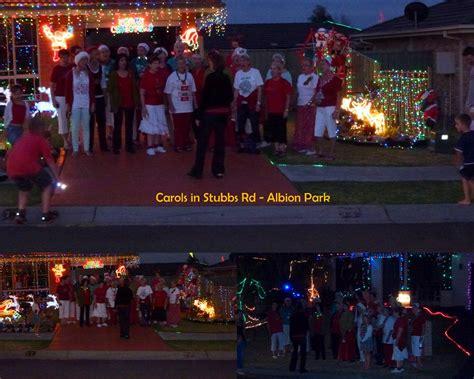 stubbs road albion park christmas lights triachnid