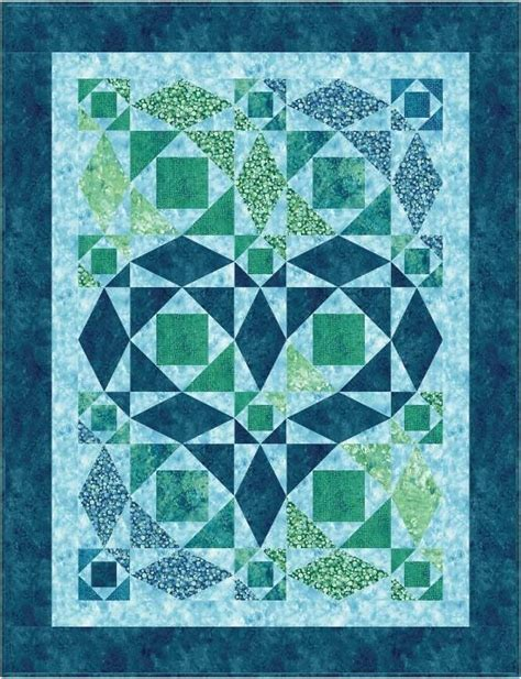 at sea quilt template our hearts will go on at sea var patterns