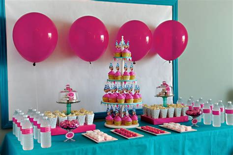 table decoration ideas for birthday party elle belle creative one year old in a flash the dessert